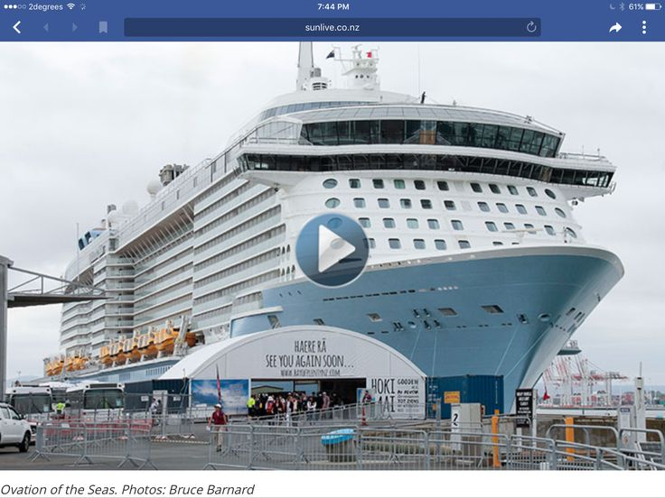 Biggest liner in the world