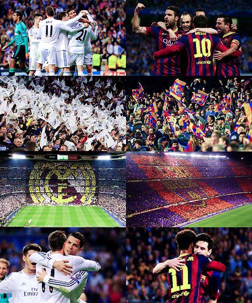 El Clasico 2014: Real Madrid 3 - 4 Barcelona  - www.royalewin.com