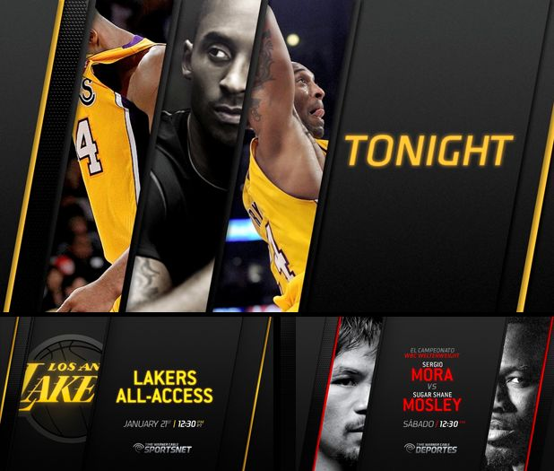 Angles / Photos / Photo Crops /// Time Warner Cable SportsNet/Deportes Launch // troika.tv