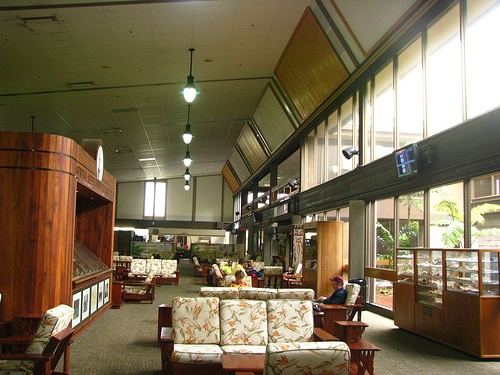 Hilo International Airport Stands Out As A Small With Big City Features And Aspirations