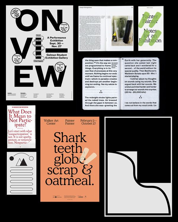 """thisiscatalogue: """" Superb work from Graphic Designer and Art Director Sang Mun. """""""