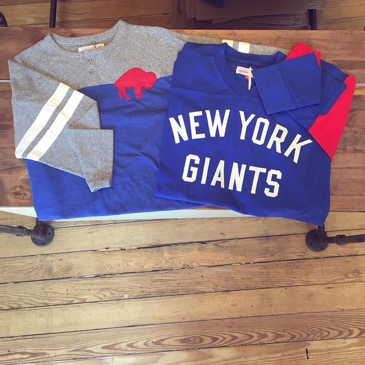 During their week 2 preseason game the Bills showed us they are here to represent New York. Can the Giants redeem themselves this week against the Jets? Come to our West Village location for all your NFL gear! Want to be a part of our team? Apply today at http://ift.tt/2bzBa99 . . #vintageinspired #nfl #nflpreseason #football #giants #bills #buffalobills #jets #mitchellandness #thesportgallerynewyork #westvillage #meatpackingdistrict #nyc