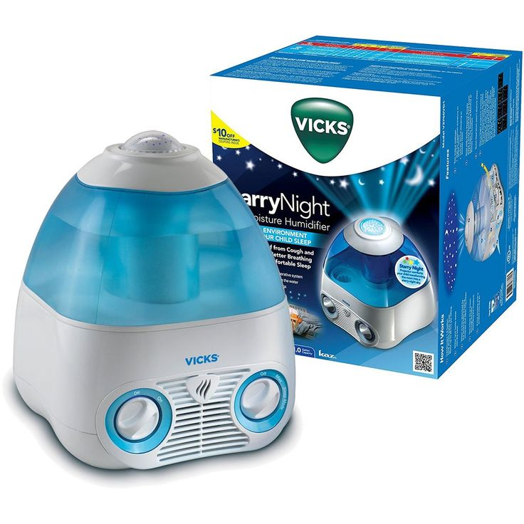 vicks vaporizer how to use