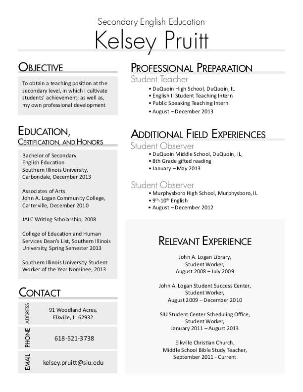 69 best Resumé Examples images on Pinterest Resume design - acceptable resume fonts