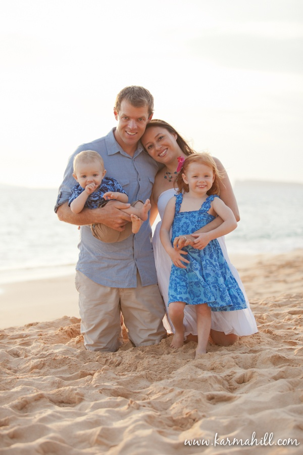 1000+ Images About Family | What To Wear | Beach Photos On Pinterest | Maui Beach Family Photos ...