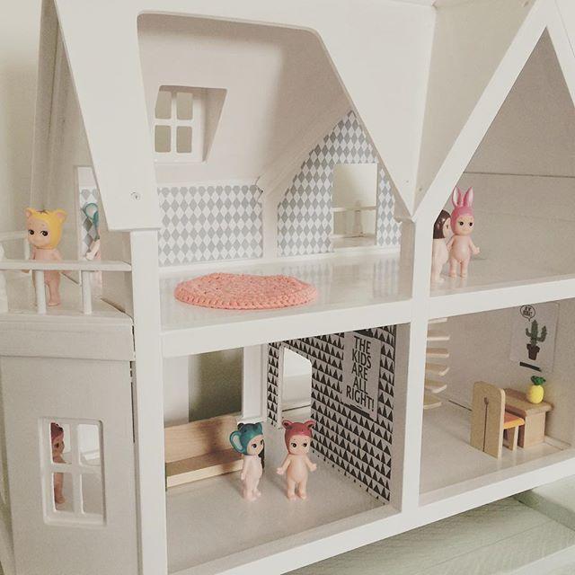Inspiratie poppenhuis