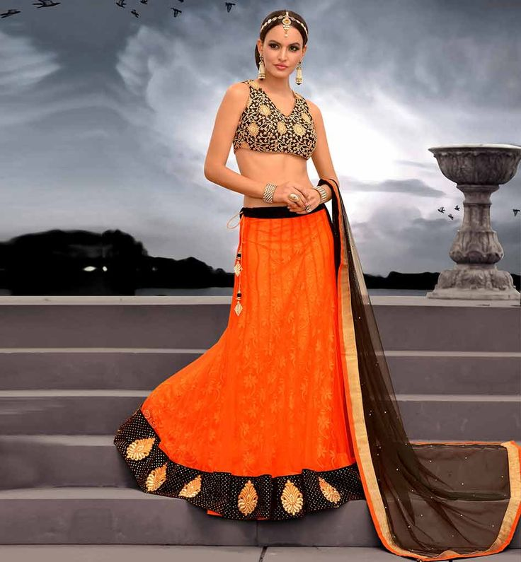 STUNNING FANCY GHAGRA CHOLI FOR MARRIAGE CEREMONY BELOW RS. 5000. GUARANTED VALUE FOR MONEY OUTFIT AT UNBELIEVABLE PRICE TO ENJOY IN EVERY FUNCTION.