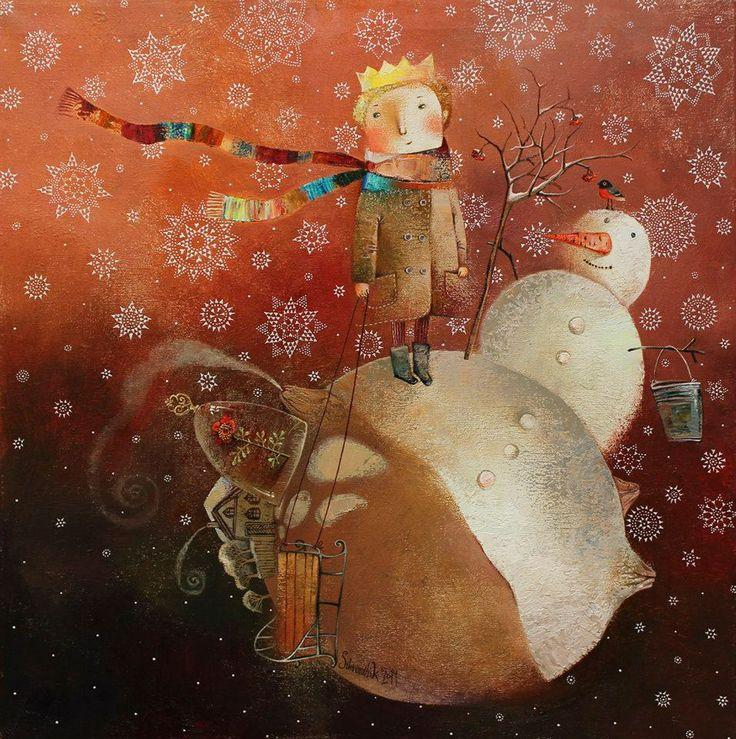 Un principito en invierno - Ana Silivohchik