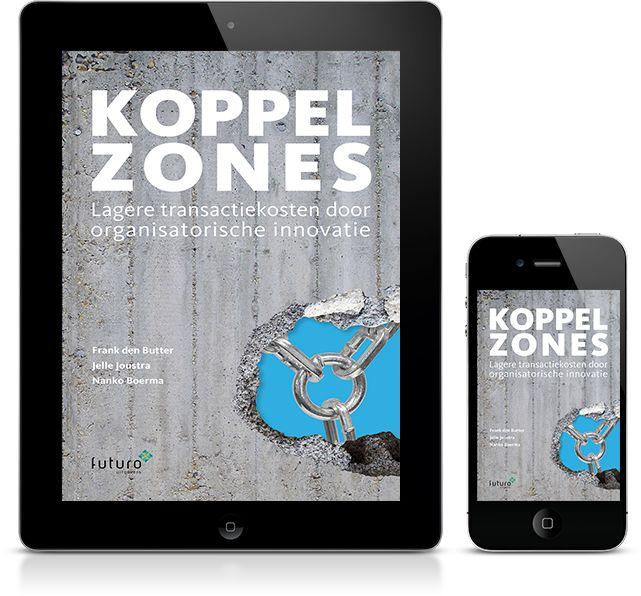 In het e-book 'Koppelzones' van Frank den Butter, Nanko Boerma en Jelle Joustra krijgt u de handvatten om organisatorische innovatie te realiseren en u gaat aan de slag met zes tactische richtlijnen voor het opstellen van een koppelzone. Bedrijven die de transactiekosten het best weten te beheersen zullen de winnaars in de concurrentiestrijd zijn. Dit vraagt om effectief transactiemanagement. #koppelzones #frankdenbutter #nankoboerma #jellejoustra #futurouitgevers