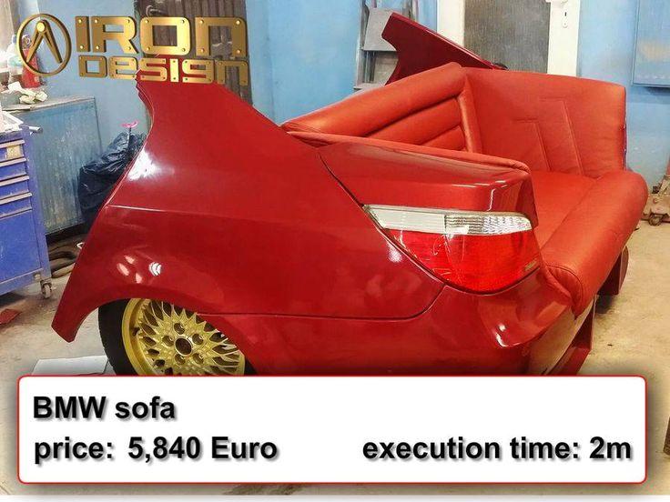 BMW sofa