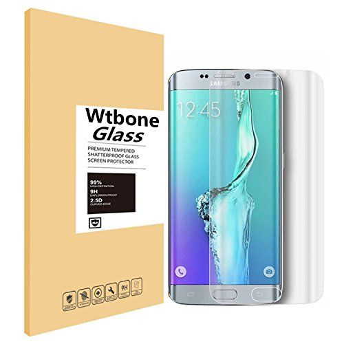 Samsung Galaxy S6 Edge Plus Screen Protector,Wtbone[3D Curved Edge] [No Bubble] [Ultra Clear] Premium PET Film Screen Protector for Samsung Galaxy S6 Edge Plus  http://topcellulardeals.com/product/samsung-galaxy-s6-edge-plus-screen-protectorwtbone3d-curved-edge-no-bubble-ultra-clear-premium-pet-film-screen-protector-for-samsung-galaxy-s6-edge-plus/  Designed for Samsung Galaxy S6 Edge Plus, Incredible 0.25mm thickness and promises full compatibility with touchscreen sensitivi