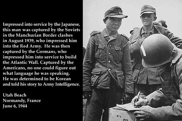 strange wwii pics | Interesting/Strange WW2 facts.