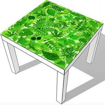 Furniture Sticker LEAVES2 by Sticky!!!