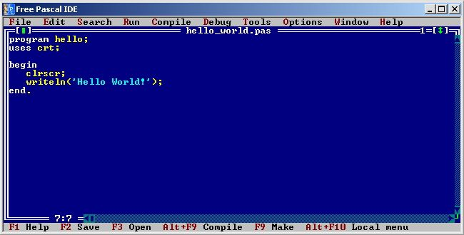 Free Pascal Offline Installer Download