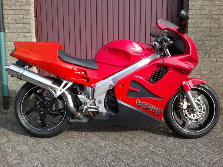 Honda Vfr 750 1994 Had One Of These And Loved The Heck Out Of It