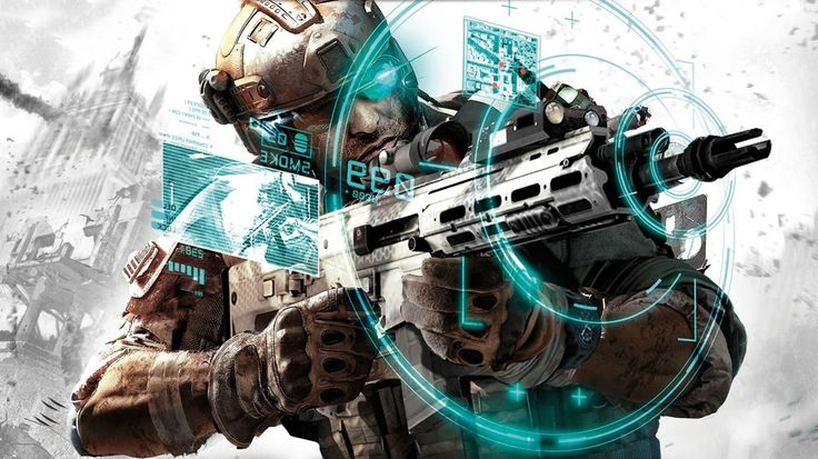 Tom Clancy Future Soldier new HD Wallpapers