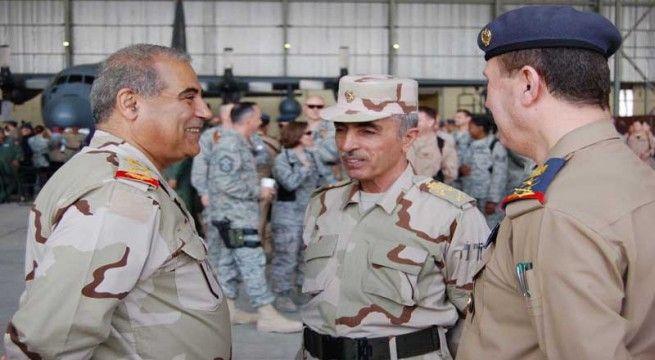 بالفيديو حفل وداع لرئيس اركان الجيش بابكر زيباري في بغداد Hats Fashion Hard Hat