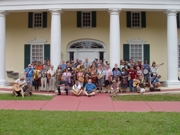 Congrats to the Stephen Foster Old Time Music Weekend! It sounds like you had a great time with the Orpheus Supertones!