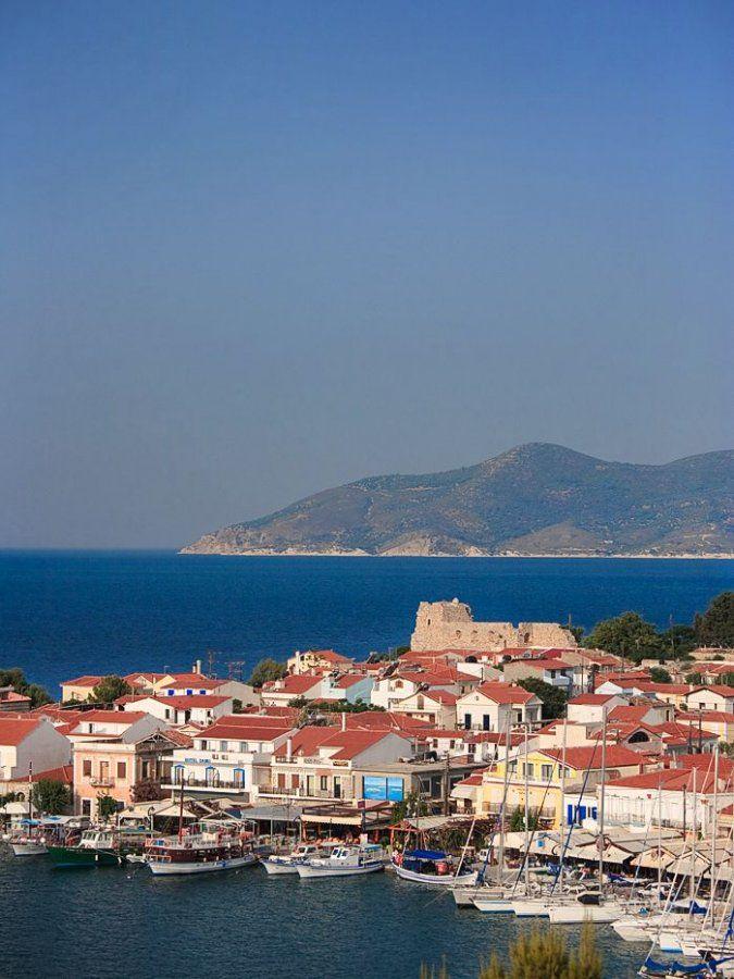 Pythagorio, Armonia bay, Samos Greece
