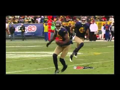 NFL Redzone: Best touchdown passes 2010