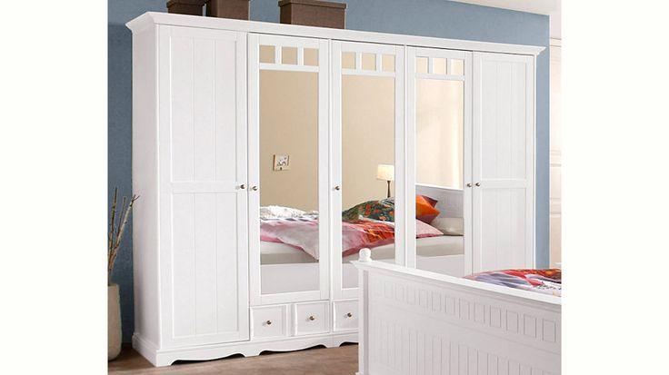 Kleiderschrank, Premium collection by Home affaire, in 4 Breiten, »Bretagne«