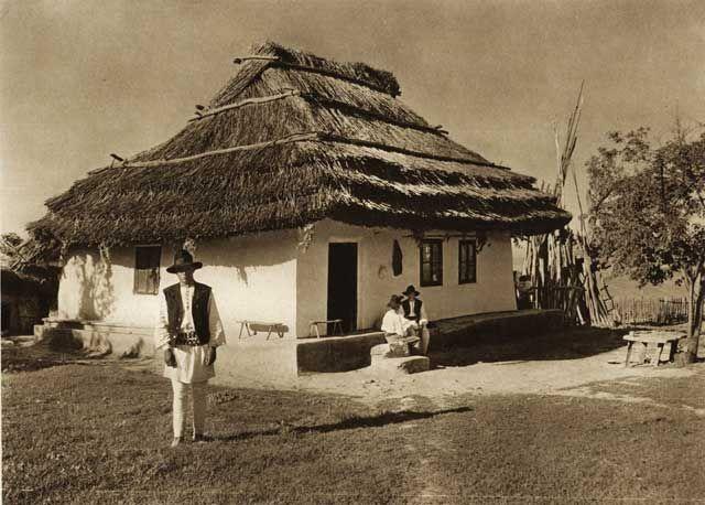 Old Basarabi House