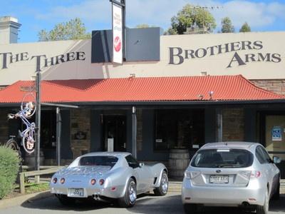Three Brothers Arms  Strathalbyn SA