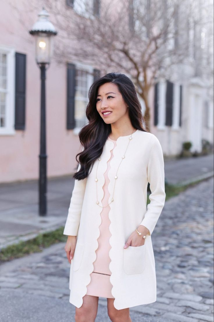 classy work outfit ideas for spring // petite office fashion blog