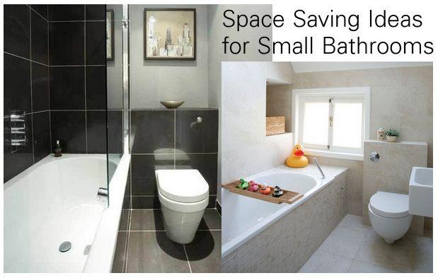 38 best home bathroom images on pinterest bathroom ideas bathroom tiling and topps tiles - Space saving ideas for small houses ideas ...