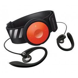 Ecoutez votre musique en tout confort pendant votre séance d'exercices avec le GoGEAR FitDot de Philips. Utilisez le brassard ou la pince intégrée pour plus de liberté de mouvement durant votre entraînement. Le GoGEAR FitDot garantit une recharge rapide, en 6 minutes pour l'équivalent de 60 minutes de lecture audio. Il dispose de voyants DEL et sonores de charge pour une navigation facile.Compact, élégant et coloré, le lecteur MP3 Philips GoGEAR FitDot bénéficie d'une grande robustesse et…