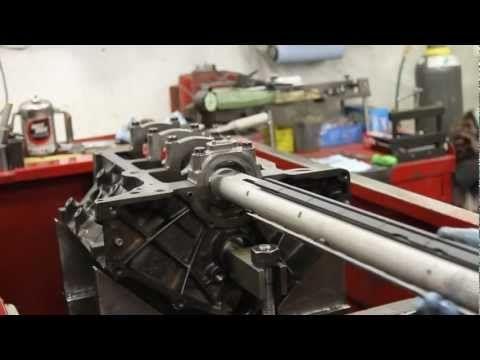 Engine Rebuild - Pacific Engine & Machine - Tacoma, WA (253) 396-1814 - YouTube