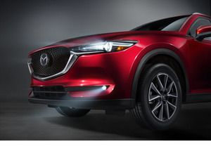 FOG LIGHTS LED 2017 CX-5 - MAZDA (KB7W-V4-600A) | #MazdaAccessories #mazdacx5 #Mazda #Mazdaparts