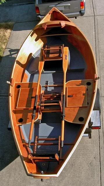 Wood Drift Boat Project - Finally Ready to Launch ...
