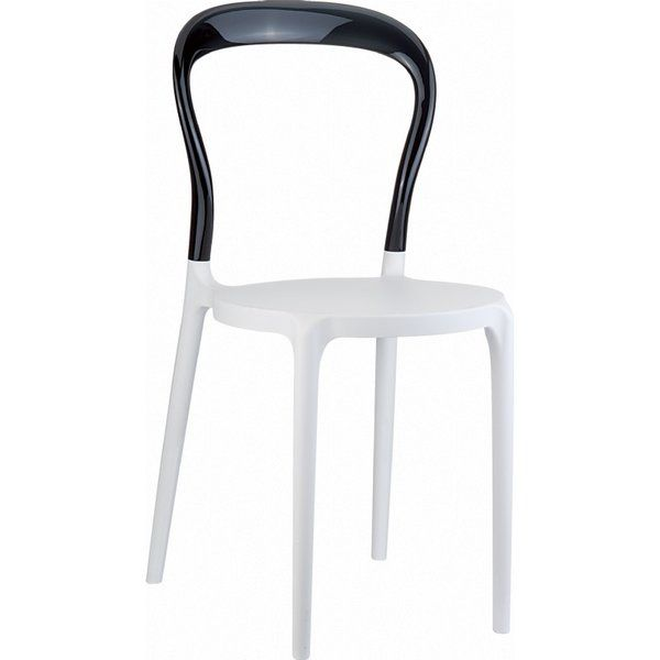 You'll love the Mr Bobo Stacking Patio Dining Chair at AllModern - With Great Deals on modern Outdoor products and Free Shipping on most stuff, even the big stuff.