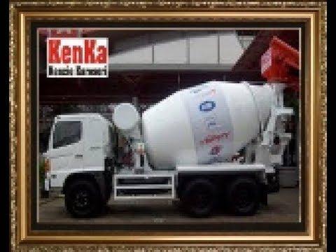 Truck Mixer / Molen 7 Kubik