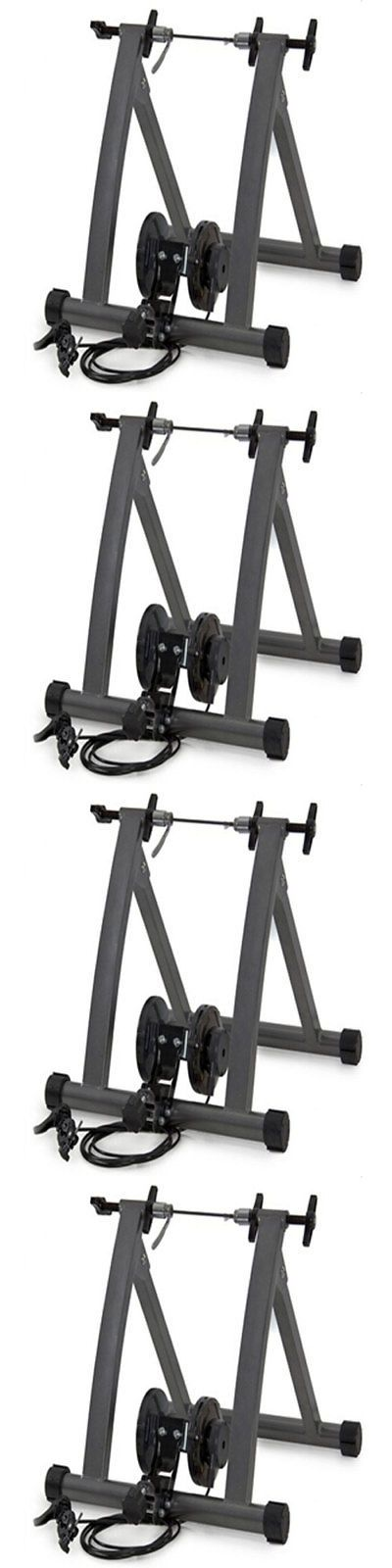 Trainers and Rollers 36141: Wired Indoor Black Bicycle Practice Stand Bicycle Trainer Iron Exercise Stand -> BUY IT NOW ONLY: $76.5 on eBay!