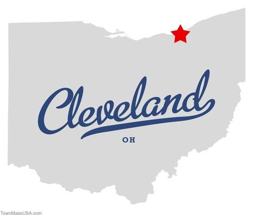 born in Cleveland Ohio