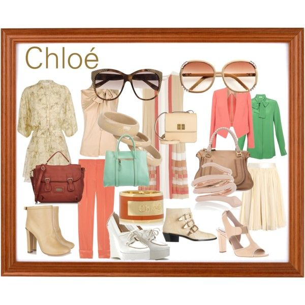 Chloé, created by ashlips33 on Polyvore