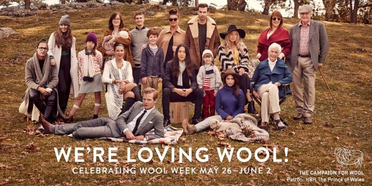 Wool Week 2014 starts on May 26th. Check out the site and get involved!