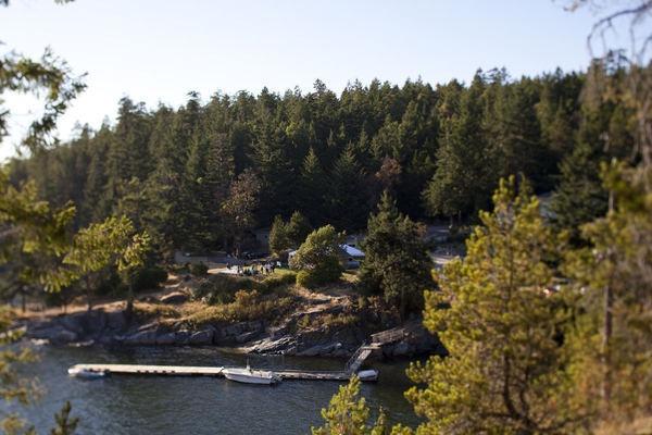 Rockwater Secret Cove, Sunshine Coast, BC - Wedding Venue
