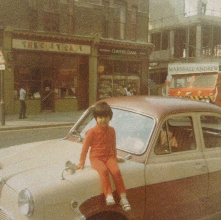 70's London