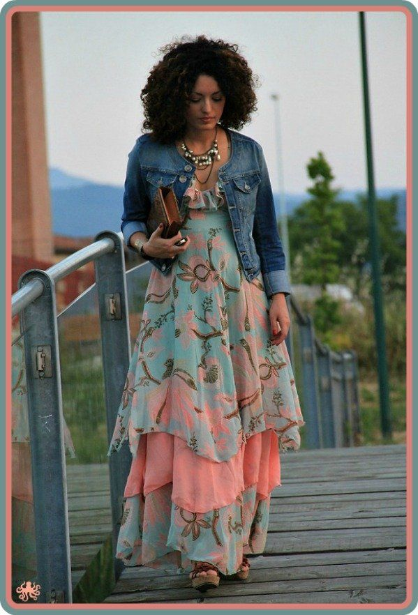 Bohemian Style Maxi Dresses Oh My Goodness Here Is My Inspiration To Learn To Sew