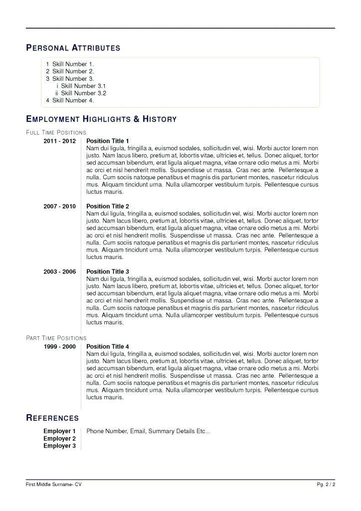 Resume Templates Overleaf Resume Templates Vorlagen Lebenslauf Lebenslauf