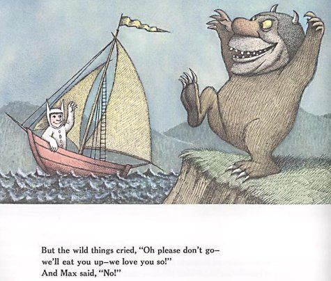Book Where The Wild Things Are PDF Free Download at link ...