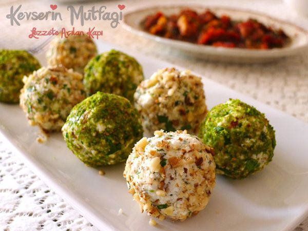 Cheese Balls Recipe | Turkish Style Cooking