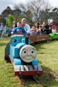 Day Out With Thomas 2016 - TrainWorks, Thirlmere NSW | Rail & Train Museum - Australia's Newest & Biggest Rail Experience