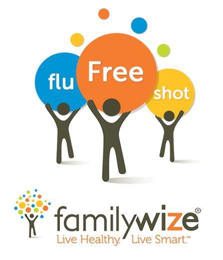 Get a free Flu Shot today with FamilyWize