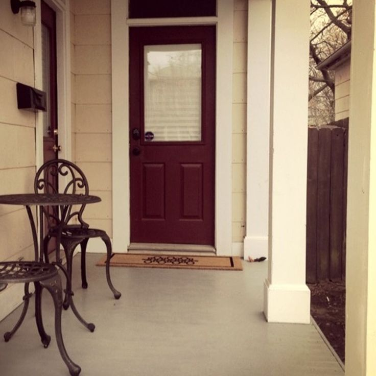 $49 Front Door Makeover & Glass Frosting