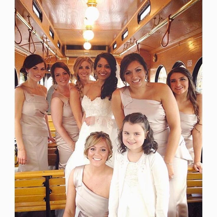 Real Bride: Danielle McSain - Casablanca wedding dress