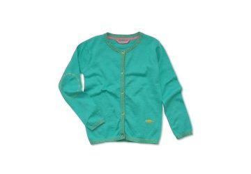 Sweter Dziewczęcy Zielony Nativo G-SWE-001-A